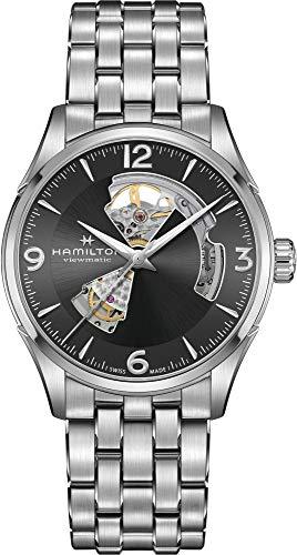 Reloj Hamilton JAZZMASTER H32705181 con corazón Abierto