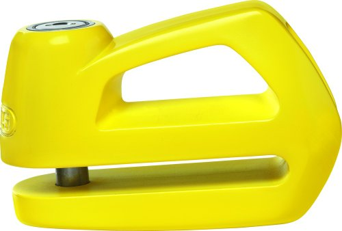 Abus ELEMENT_290_yellow - Bloccadisco, Giallo