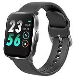 DR.VIVA CS201 <span class='highlight'>Activity</span> Tracker <span class='highlight'>Watch</span>, <span class='highlight'>Fitness</span> Tracker with Blood Pressure Monitor Oxygen Heart Rate and Sleep Monitor, <span class='highlight'>IP68</span> Waterproof Smart <span class='highlight'>Watch</span> for iPhone Android, Pedometer for Women Men, Black