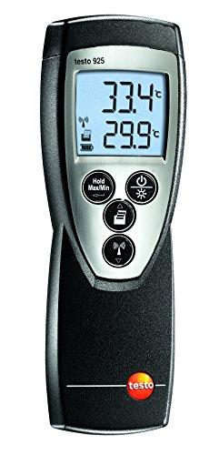 testo 925 Temperaturmessgerät (1-Kanal) ohne Messfühler
