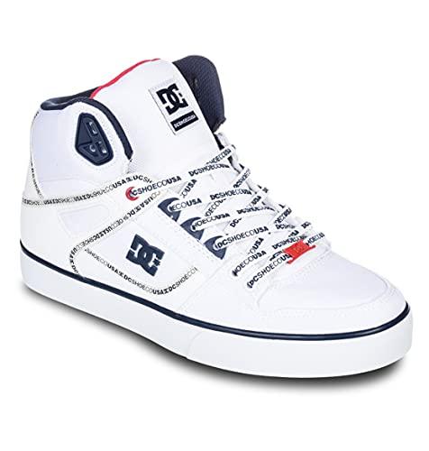 DC Shoes Pure WC TX SE - Chaussures Montantes - Homme - EU 42 - Blanc