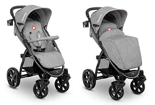 Kinderwagen Buggy LIONELO ANNET CONCRETE klappbar