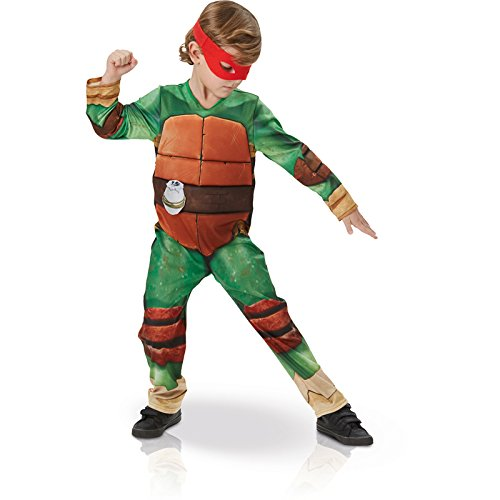 Rubies Disfraz relleno Tortuga Ninja? Deluxe niño - De 3 a 4 años