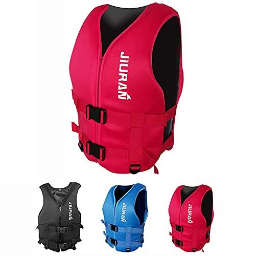 FILUDYA Life Jacket Vest,Summer Life Jacket Survival Floating Life Vest,for...