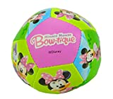 10cm Disney Minnie Mouse Bow-tique Soft Ball - Great For Toddlers 12m + (HL165)