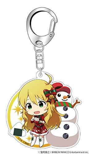 【星井美希】アイドルマスターミリオンライブ! アクリルポップキーホルダー クリスマス