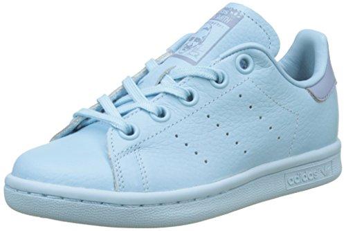 adidas Stan Smith J, Zapatilla baja para Unisex niños, Azul (Azuhie / Azuhie / Azutac), 36 EU