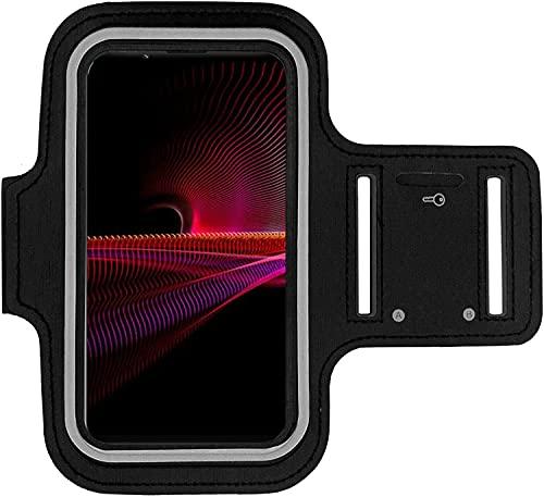 KP TECHNOLOGY Xperia 1 III - Funda para pulsera para Sony Xperia 1 III, color negro