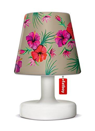 Fatboy Edison The Petit Tischlampe mit Lampenschirm Hawaii Brown