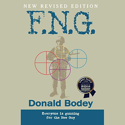 F.N.G. audiobook cover art