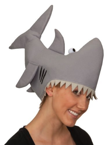Shark Attack Costume Hat
