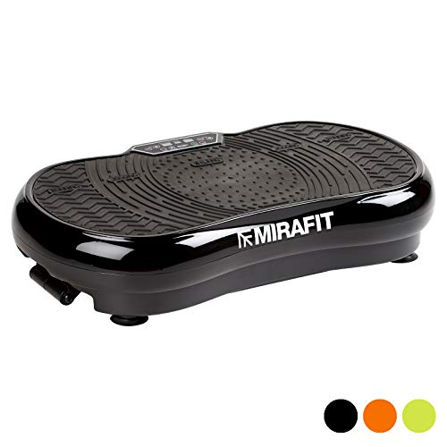 Mirafit Vibration Power Plate Gym Machine - For Weight Loss & Body Toning