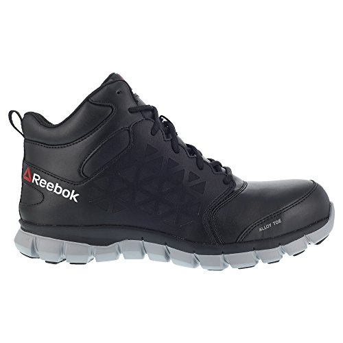 Reebok Work Sublite Cushion Work Mid EH Black 10 D (M)