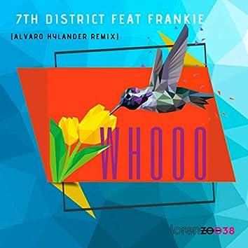 Whooo (Alvaro Hylander Remix)