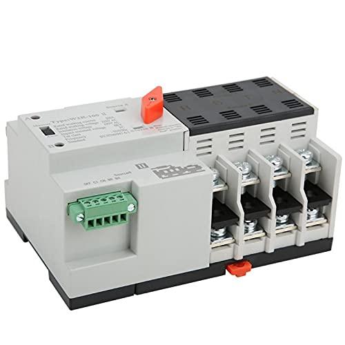 Interruptor de transferencia automático Interruptor de transferencia de energía Conmutador de transferencia de rendimiento W2R-100 interruptor de transferencia para caja de distribución PZ30