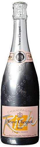 Veuve Clicquot Rich Rosé Roséchampagner (1 x 0.75 l)