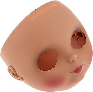 CUTICATE 4 Pezzi Occhi di Sicurezza in Acrilico Falso per Baby Doll Accessori Fai da Te per Bambole Fai-da-Te Blu