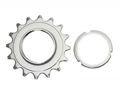 Lowrider 16T Track Fix Cog 3/32 Chrome. Bike cog, Bicycle cog for Track Bike, fixies, Fixed Gear Bikes