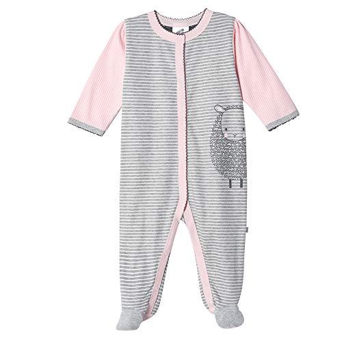 Just Born Baby Girls' Organic Lil' Lamb Sleep 'n Play, 3-6 Month