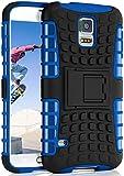 ONEFLOW Tank Case kompatibel mit Samsung Galaxy S5 / S5 Neo