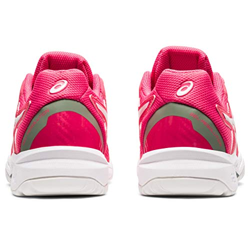 ASICS Gel-Resolution 8 GS, Zapatos de Tenis, Pink Cameo White, 37 EU
