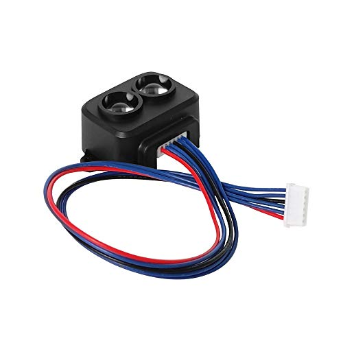 SmartFly info TF-Luna Lidar Sensor 0.1-8m Short-Range Distance Single-Point Ranging Finder Module UART / I2C Compatible with Pixhawk,Arduino and Raspberry Pi for Drone/Robot Obstacle Avoidance