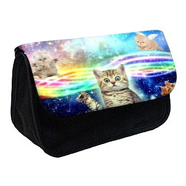 Youdesign - Trousse à Crayons/ Maquillage chat ref 310 - Ref: 310