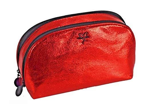 Victoria's Secret Kosmetiktasche, Metallic-Rot