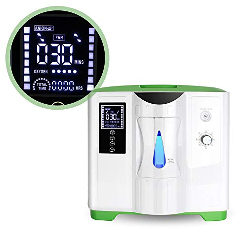 Learn More About Ovovo 110V 2-9L/min 30%-93% O Machine Air Purifier for Home and Travel Use