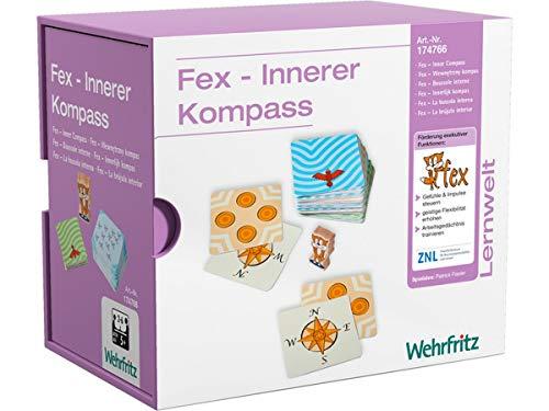 """HABA 174.766 Lernspielzeug """"Fex - Innerer Kompass"""" Brettspiel, Lernkonzepte, für Kinder"""