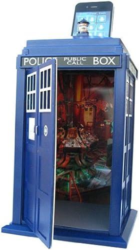 Doctor Who Tardis intelligent Safe