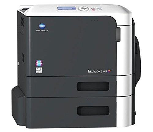 Konica Minolta bizhub C3100P Farbe 1200 x 1200 DPI A4 - Laser-Drucker (Laser, Farbe, 1200 x 1200 DPI, A4, 350 Blätter, 31 Seiten pro Minute)