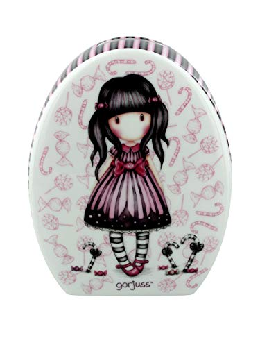 SANTORO Gorjuss - Hucha de cerámica, diseño de azúcar y Especias 850GJ02