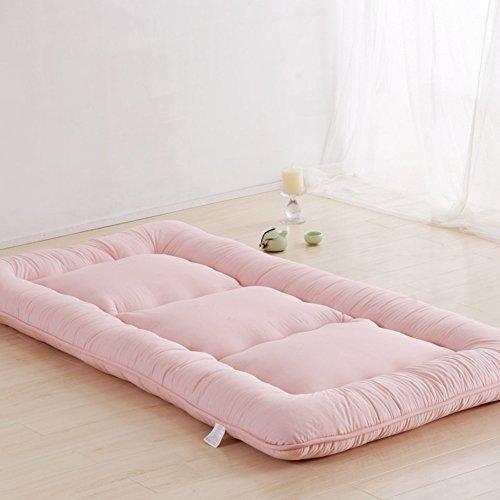 Tatami mat,Extra épais Pliable Facile à carry33 Matelas dortoir étudiant-A 90x200cm(35x79inch)
