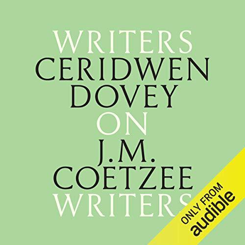 Ceridwen Dovey on J. M. Coetzee cover art