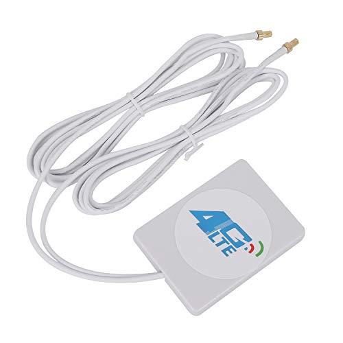 SNOWINSPRING 4G / 3G Antena WiFi 28Dbi LTE Antena Amplificador De Se?al 4G / 3G Router Móvil Antena WiFi Antena De Banda Ancha (Ts9)