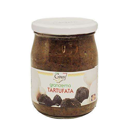 Stargourmet   GRANCREMA TARTUFATA: Crema de trufa negra  