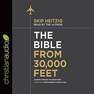 The Bible from 30,000 Feet cover art