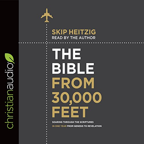 The Bible from 30,000 Feet audiobook cover art
