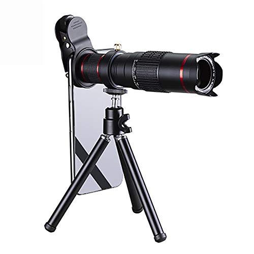 WYP Telefoon Camera Lenzen HD Mobiele Telefoon Telescoop 4K 22X Super Zoom Telefoon Lens Compatibel met Alle Iphone Smartphone