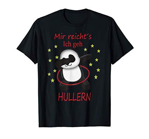 Ich geh Hullern - Hula Outfit T-Shirt
