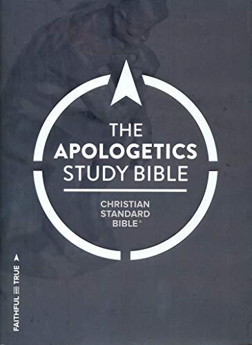 Christian Standard Bible (CSB) Apologetics Study Bible, Hardcover