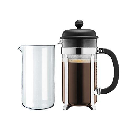 Bodum Kaffeekanne, Glas