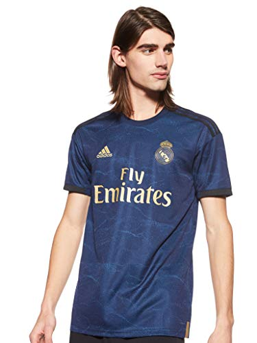 adidas Real A JSY T-Shirt Homme Night Indigo FR : M (Taille