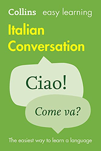 Easy learning Italian conversation by Collins