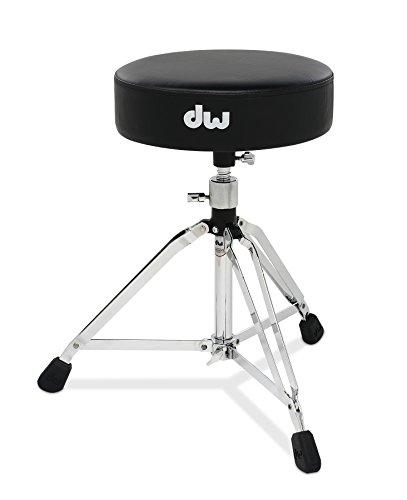 7. Drum Workshop 5100 Round Top Throne