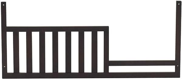婴儿缓存蒙大拿系列幼儿护床栏杆浓缩咖啡
