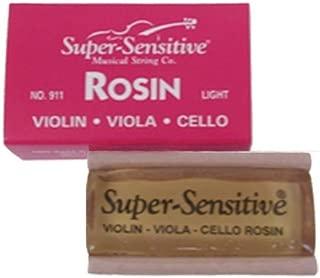 Best super sensitive rosin light Reviews