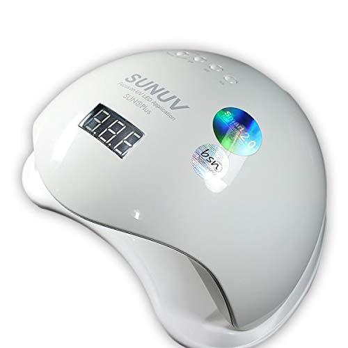 Lampe Sun 5 Plus Smart 2.0 – lampe à lED pour reconstruction des ongles – Nouvelle technologie 48 W avec 36 lED.