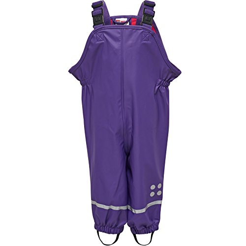 LEGO Wear Mädchen Peggy 101-RAIN Pants Regenhose, Violett (Dark Purple 690), 86